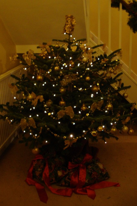 How not to decorate a christmas tree rated people blog How to decorate a christmas tree without tinsel