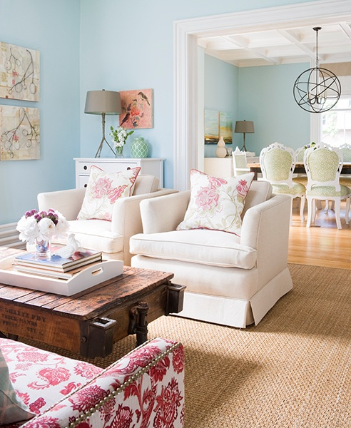 It 39 S Spring Time To Upgrade To Pastel Interiors Rated
