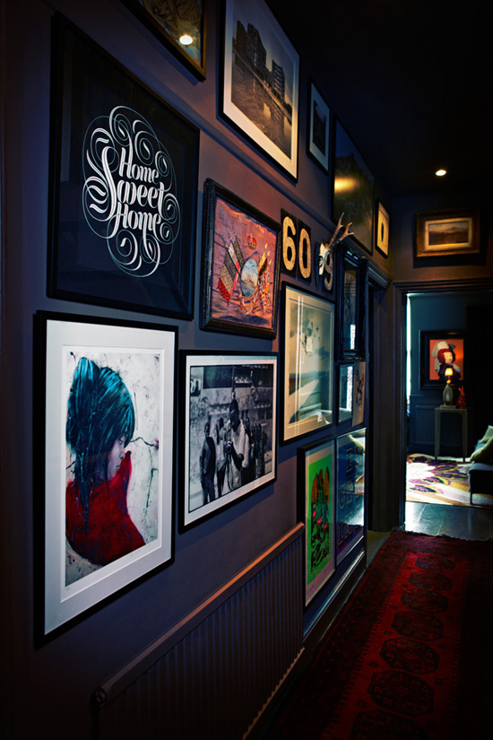 Art Walls Guest Post By Abigail Ahern Rated People Blog