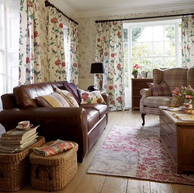 The Country Cottage Style For Home Inspiration By Kimberly: Laura Ashley Celebrates 60 Years In Homeware