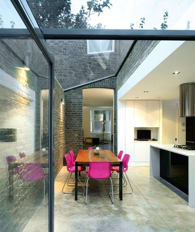Side Return Kitchen Extension