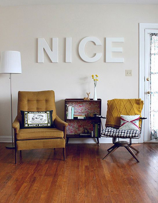 Mixing Modern And Vintage Styles Eclectic Decor