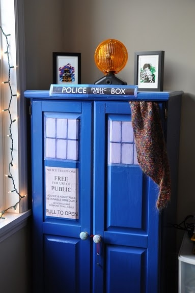 Bon Dr Who Bedroom Decor