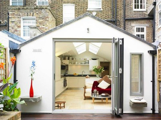Garage Conversion ...