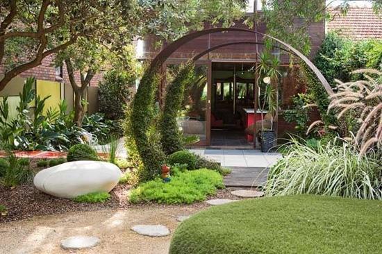 garden design trends 2014