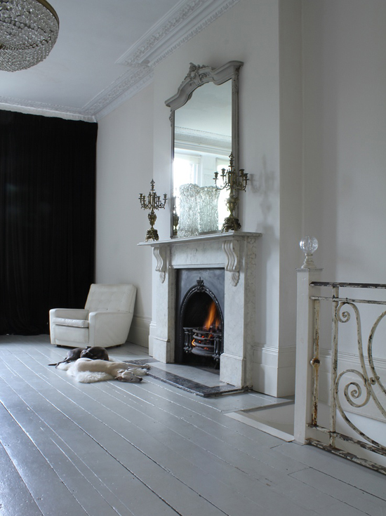 Introduce period features to your home rated people blog for Victorian corner fireplace