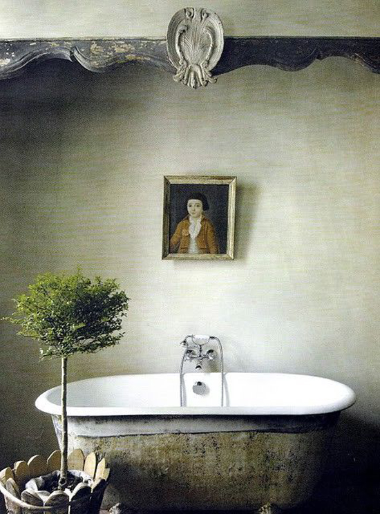 Art in the bathroom rated people blog for Bathroom paintings amazon