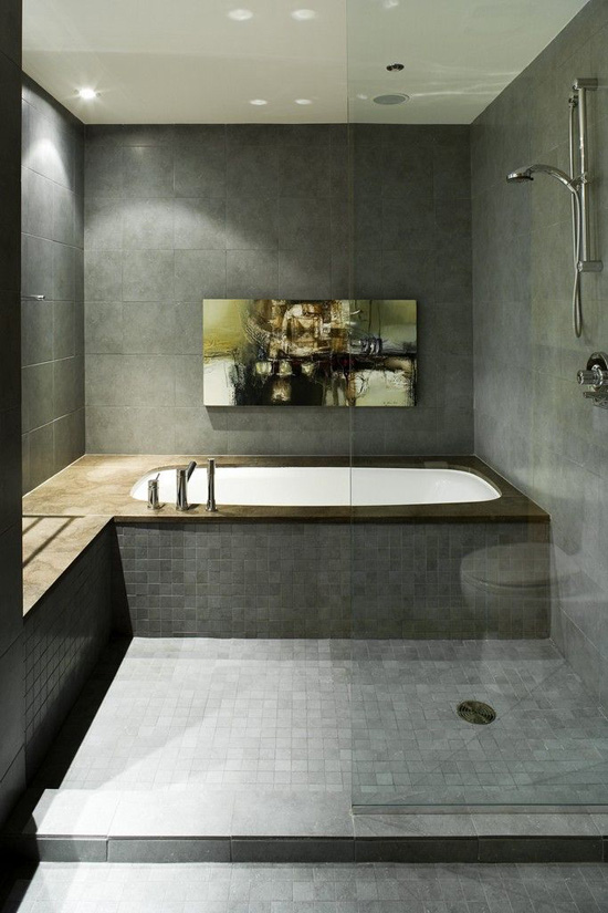 Bathroom revamp guest post by phil spencer rated for Bathrooms for small areas