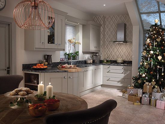 How to create the perfect kitchen for christmas rated - How to design the perfect kitchen ...