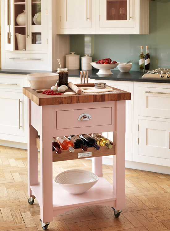 kitchen island alternatives for when you re short on space