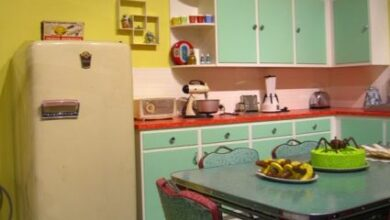 Photo of Retro kitchens 'a place to get together'