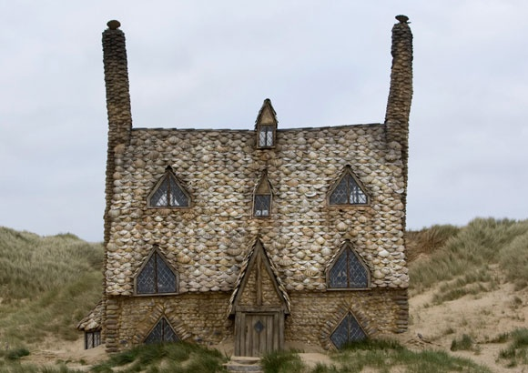 A Formula 1 Palace And Harry Potter S Oyster Shell Cottage
