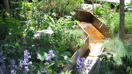 Climate calm irrigation