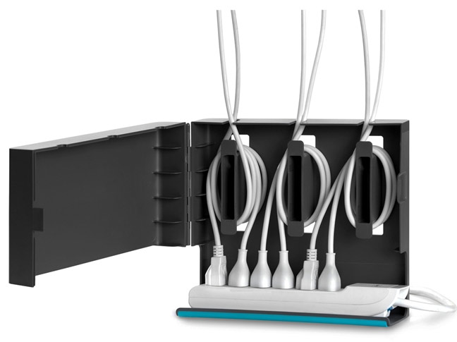 Plug Hub Desk Power