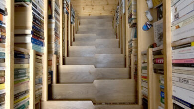 Photo of Storage solutions for books