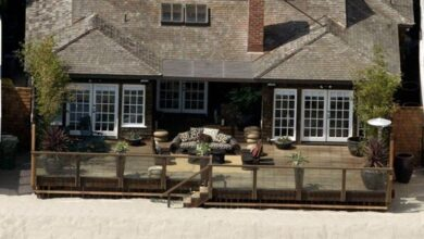 Photo of Celebrity Homes from Malibu to West Lothian