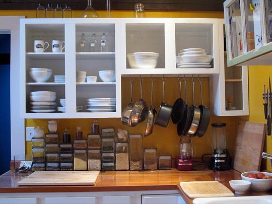 kitchen storage solution