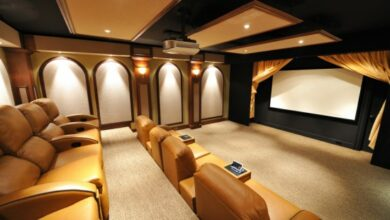Photo of How to Build a Home Cinema