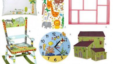 Photo of Nursery decoration ideas