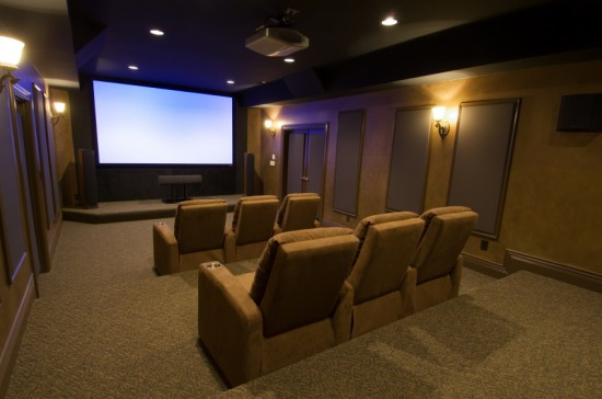 how to build a home cinema