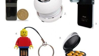 Photo of Gadget zone: mini gadgets