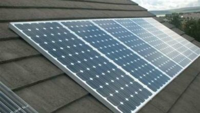 Photo of Prince's solar panels get go-ahead