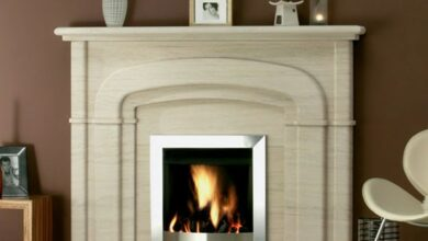 Photo of Choosing and Installing a Fireplace
