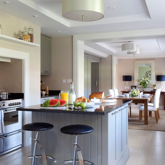 Open Plan Kitchen Design Tips Rated People Blog