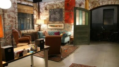 Photo of Explore the industrial look in your home