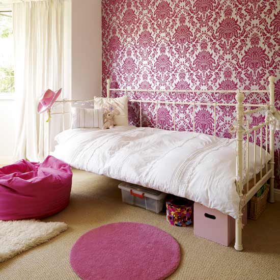 Feature wall ideas and inspiration rated people blog for Wallpaper for bedroom amazon
