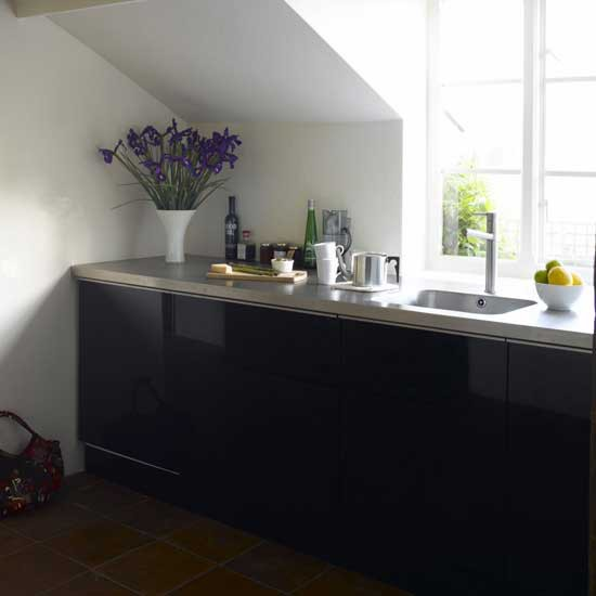 Choosing a kitchen worktop rated people blog for Cocina negra ikea