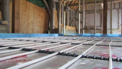 Photo of The ins and outs of water based underfloor heating