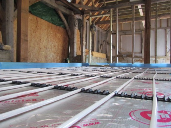 Interesting Facts About Water Based Underfloor Heating