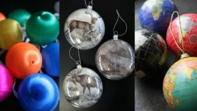 Photo of Advent calendar Day 3: baubles and ornaments