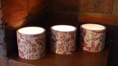 Photo of Advent calendar Day 1: 3 Tea Lights