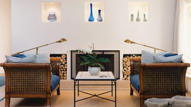 Photo of Symmetry 'is key to great interior design'