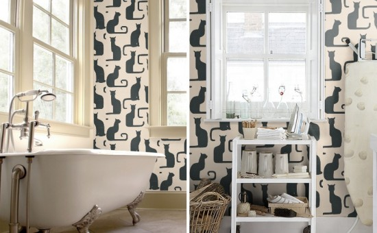 Wild New Wallpaper Designs Rated People Blog