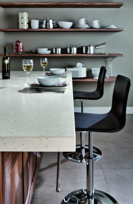 elegant dining table and chairs