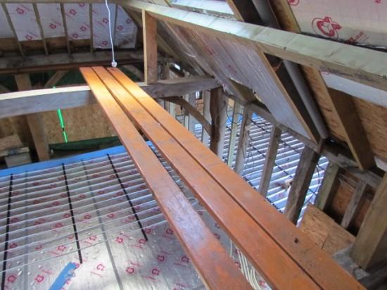 floor insulation for underfloor heating