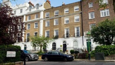 Photo of Millionaire's row – Britain's most expensive streets