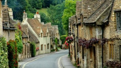 Photo of Celebs are getting cosy in the Cotswolds