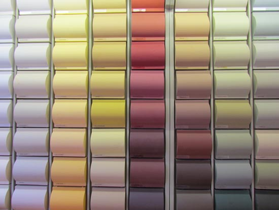 A quick guide to eco friendly paint rated people blog for Eco friendly colours for painting