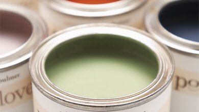 Photo of Paint, paint and more paint