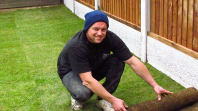 Photo of How to lay turf – advice from Chase Landscapes