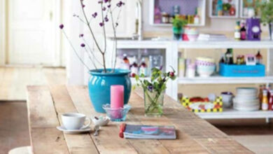 Photo of Spring has sprung – it's time to brighten up your interiors