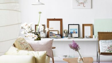 Photo of It's spring – time to upgrade to pastel interiors
