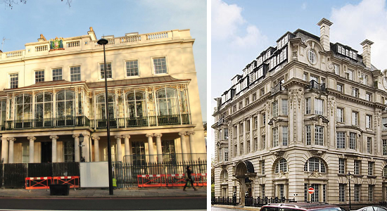 The Battle To Be Britain S Priciest Property Rated