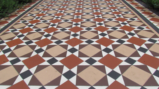 How To Lay Victorian Tiles Rated People Blog