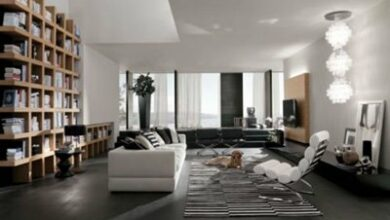 Photo of Decorating 'can help to form spacious interiors'