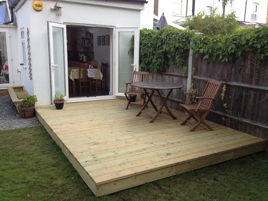 How To Build Decking Rated People Blog